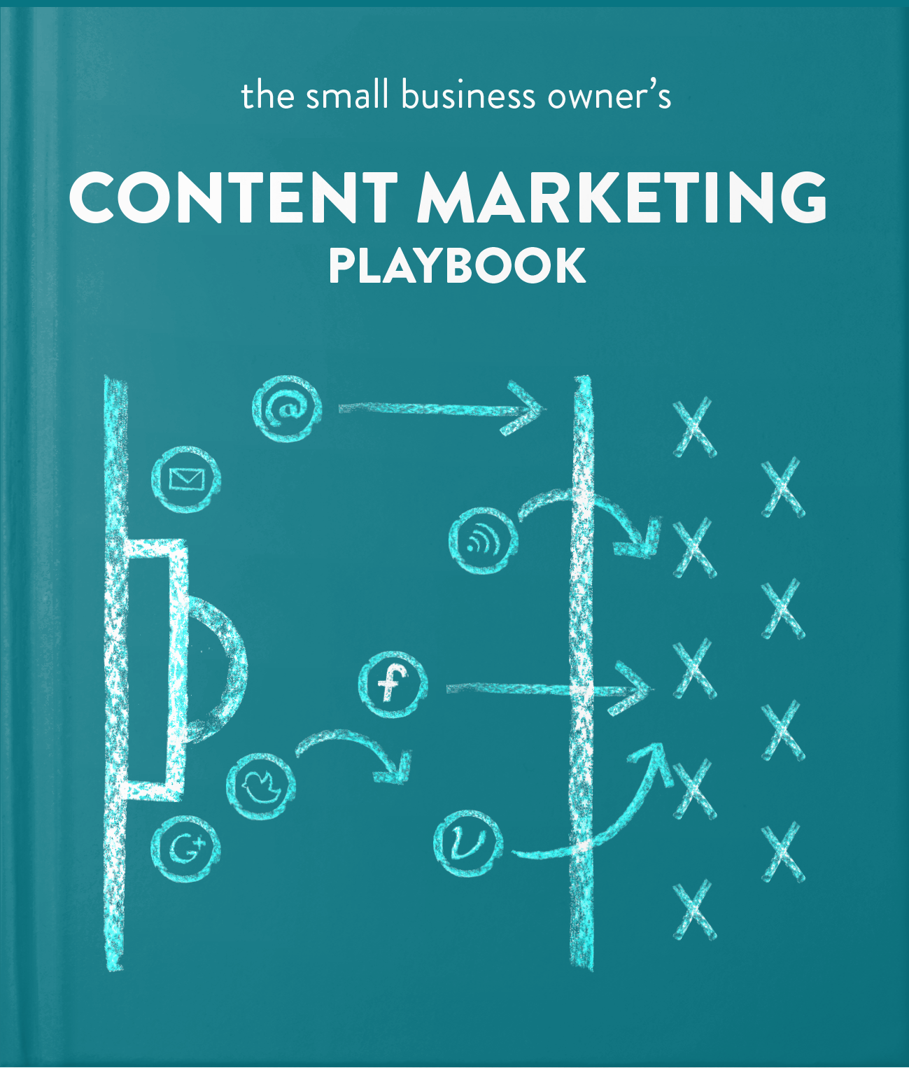 content marketing playbook cover