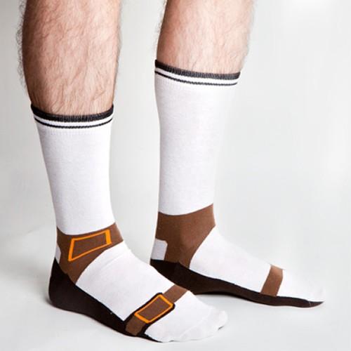 dad sandle socks