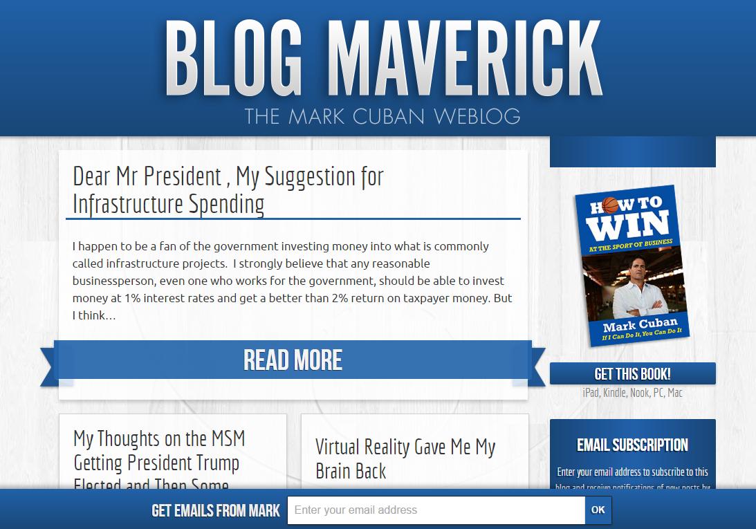 financial blogs