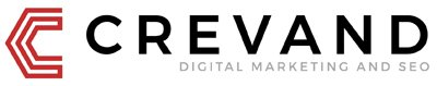 Crevand Digital Marketing and SEO white logo