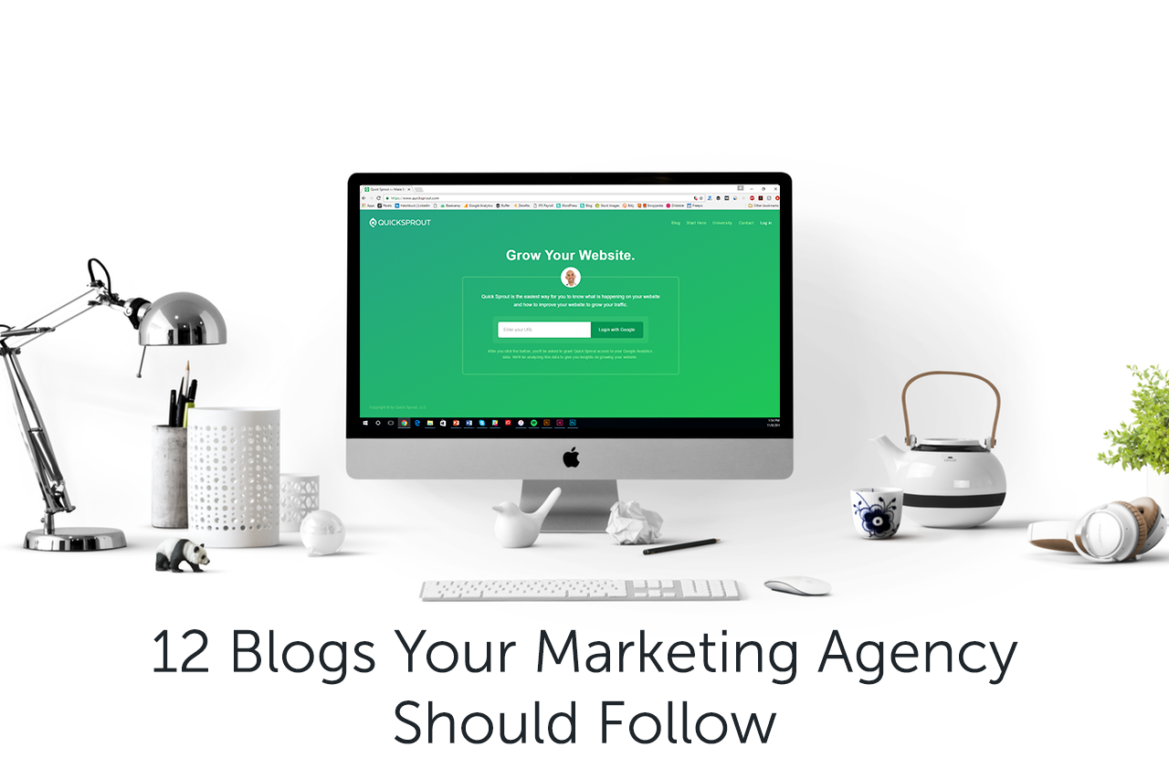 12 Blogs Your Marketing Agency Should Be Following, Vectribe