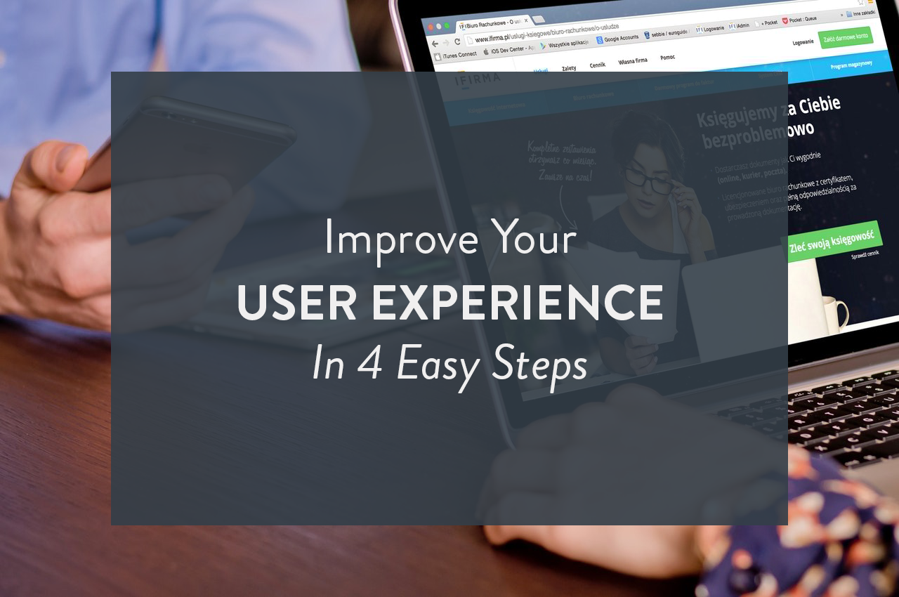 4 Website Improvements For A Seamless User Experience