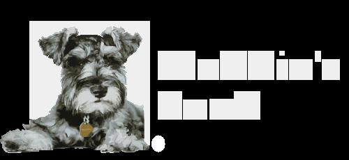 Maddie's Fund white logo