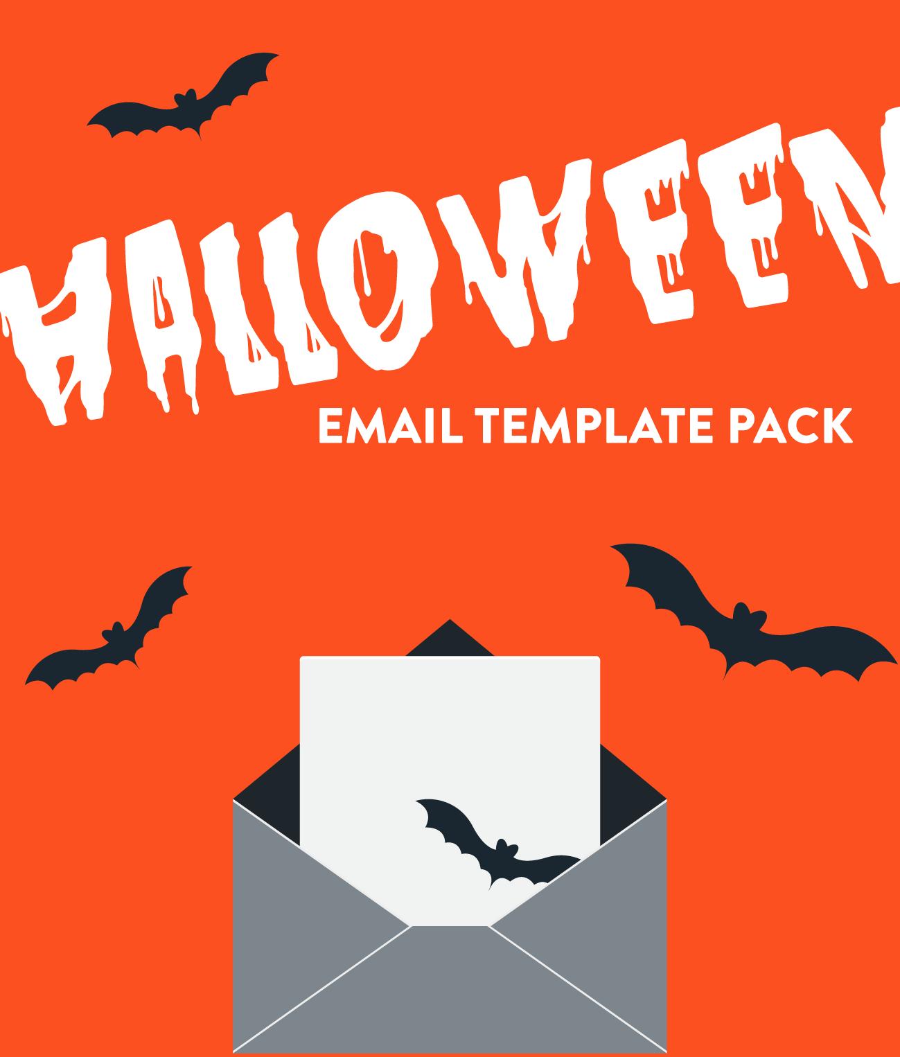 Halloween-Template-Pack